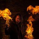 Jonas Klemm - Feuershow