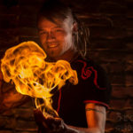 Steve Berude - Feuershow