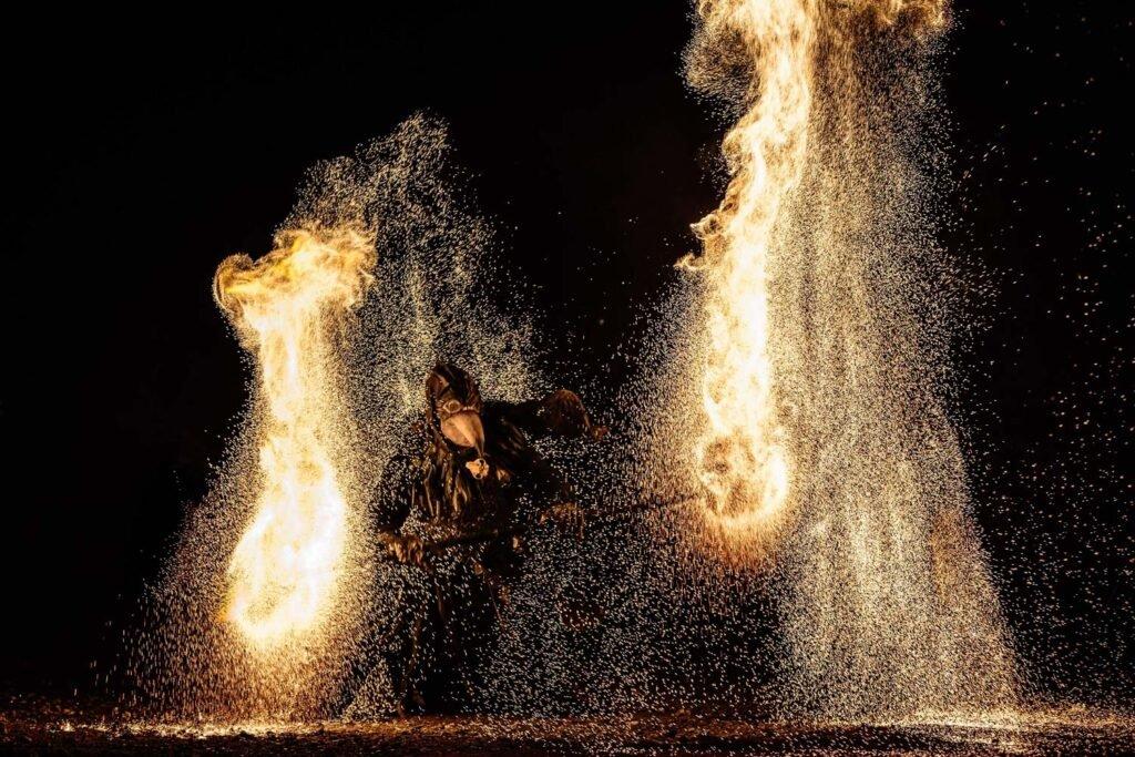 Feuerfotografie - Fantasy
