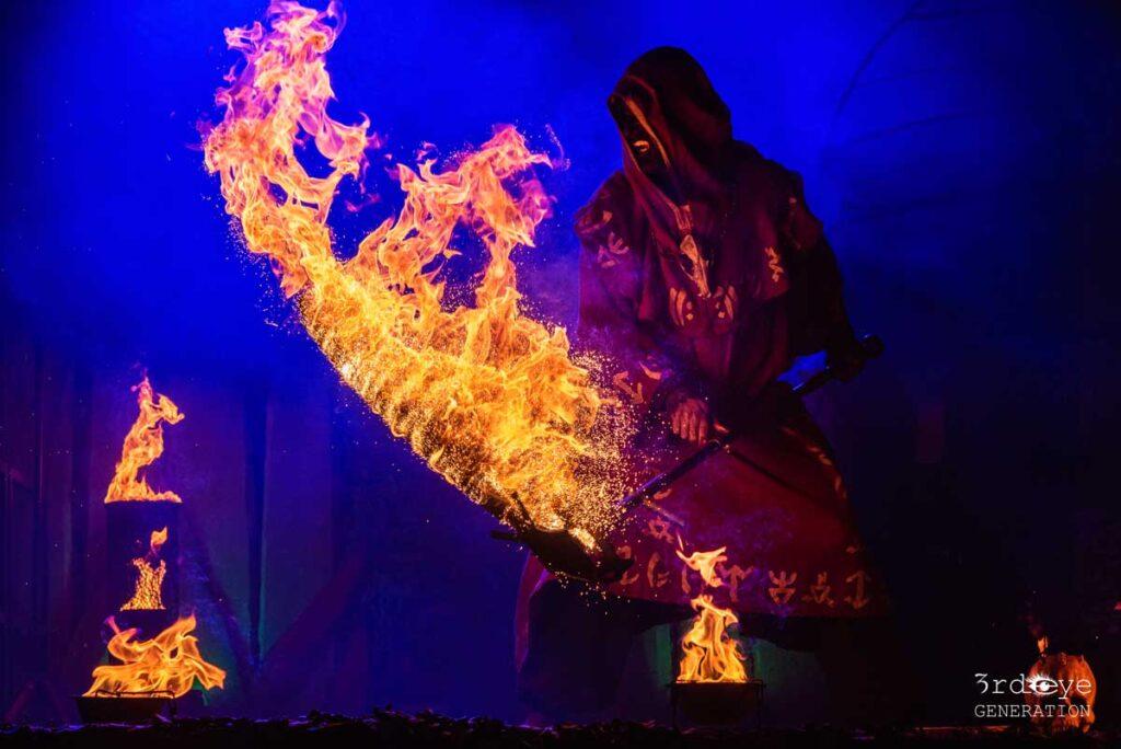 Firescythe, Firesense, Ripper