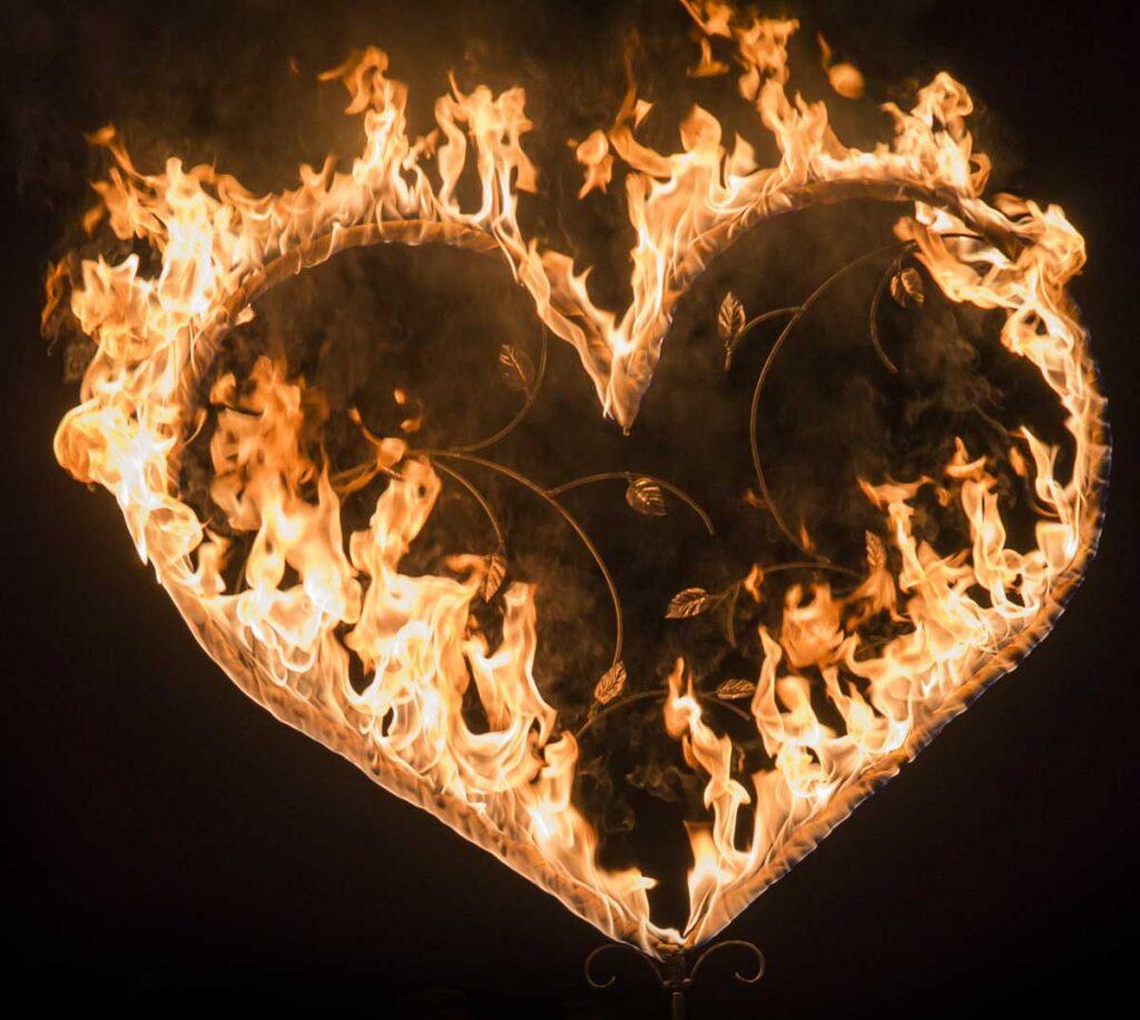 Feuershow, Feuerspucker, Feuerspucker, Pyrotechnik, Feuerwerk